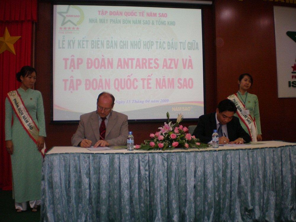 Podpis Memoranda na výrobu SA<br />