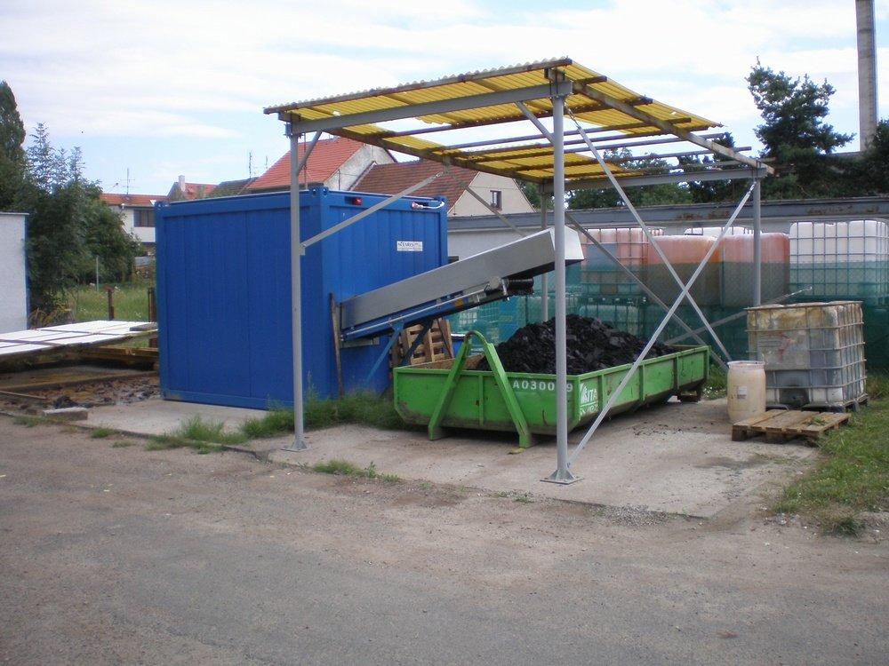 Odvodňovací buňka <br />SITA CZ Soběslav<br />