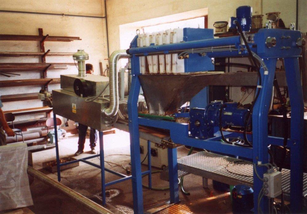 Jaslovské Bohunice<br />Experimentální řešení dosušení kalů na mikrovlnce pro Atomovou elektrárnu Jaslovské Bohunice.
